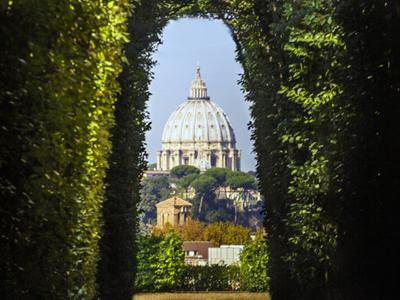 What to do in Rome: Enjoy a sweeping view of Saint Peter's Basilica