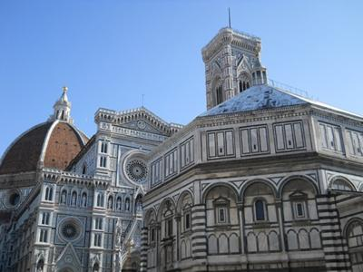 Things to see in Florence: Baptistery of Saint John