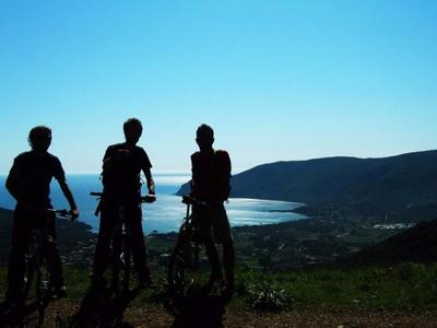Elba Island things to do: Go cycling through Elba