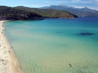 What to see in Elba Island: Biodola Beach