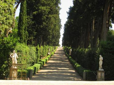 Things to see in Florence: Boboli Gardens