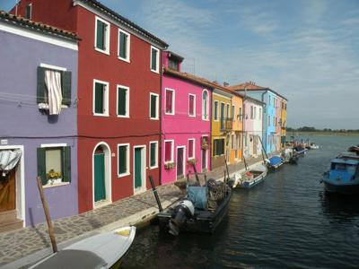 Things to see in Venice: Burano Island
