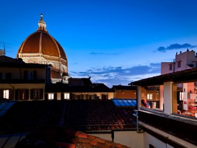 What to do in Florence: Spend an evening at the Caffetteria delle Oblate