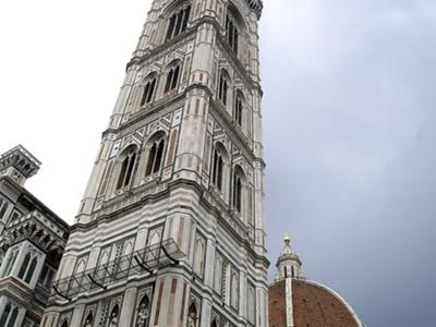Things to see in Florence: Giotto's Bell Tower