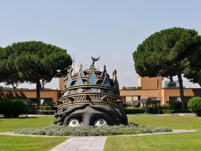 What to do in Rome: Visit the legendary Cinecittà Studios in Rome
