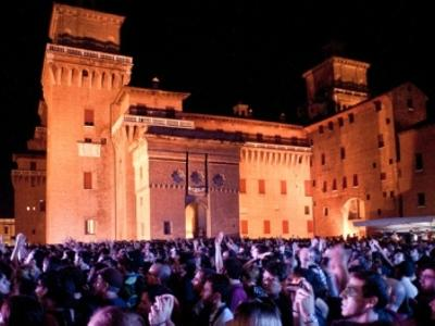 What to do in Ferrara: Enjoy Ferrara under the stars