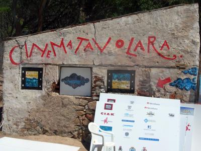 Things to do in Gallura: Tavolara film festival