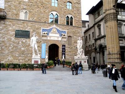 Things to see in Florence: The Gallery of the Academy of Florence
