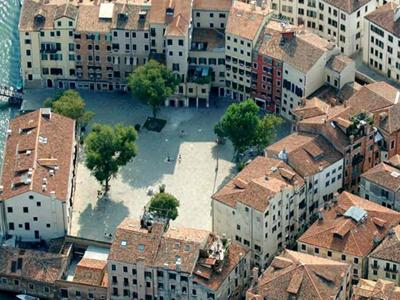 Things to see in Venice: Venice's ghetto