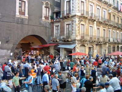 Things to do in Catania: The Fish Market