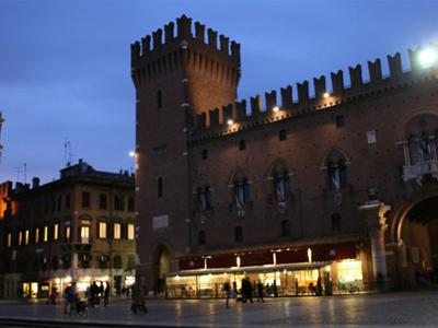 What to do in Ferrara: Ferrara by night