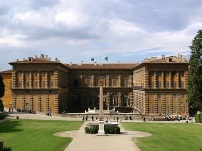 Things to see in Florence: Pitti Palace