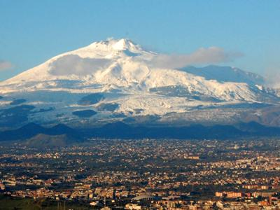 Things to see in Catania: The park of the Etna