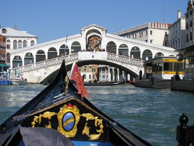 Things to see in Venice: Rialto Bridge