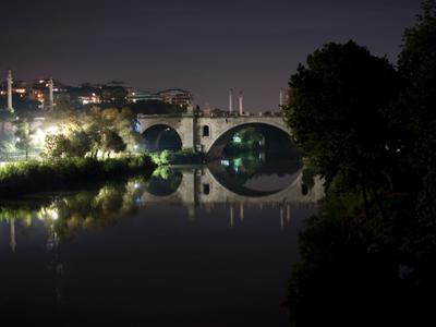 What to do in Rome: Cross the Milvio Bridge
