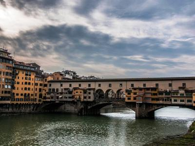 Things to see in Florence: Ponte Vecchio (Old Bridge)