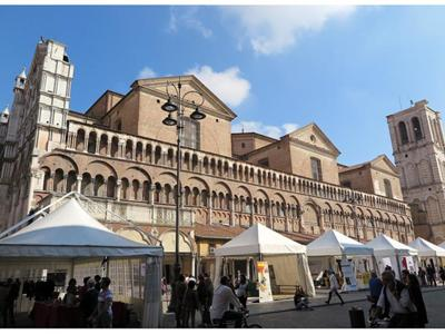 What to see in Ferrara: The old Piazza delle Erbe
