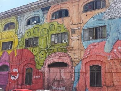 What to do in Rome: Find the masterpieces of street art in Roma Ostiense
