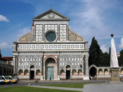 Things to see in Florence: Basilica of Santa Maria Novella