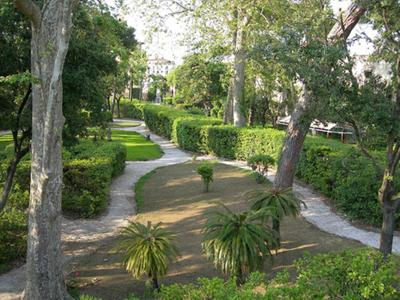 What to see in Pisa: Scotto Garden