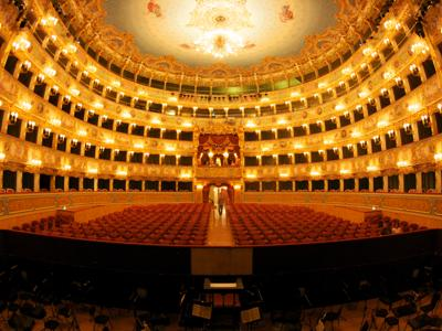 Things to see in Venice: La Fenice Theatre