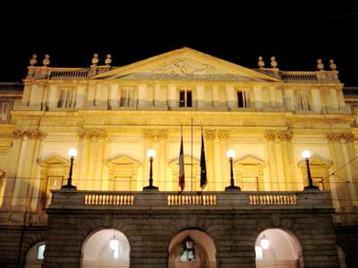 What to do in Milan: Get some culture at the Teatro alla Scala