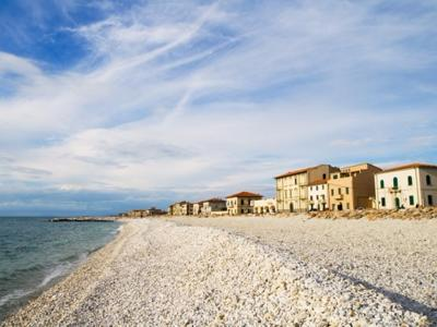 What to do in Tuscany: Have a resting day in Marina di Pisa