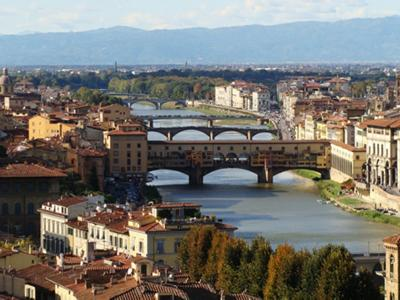 What to do in Florence: Along the viale dei Colli